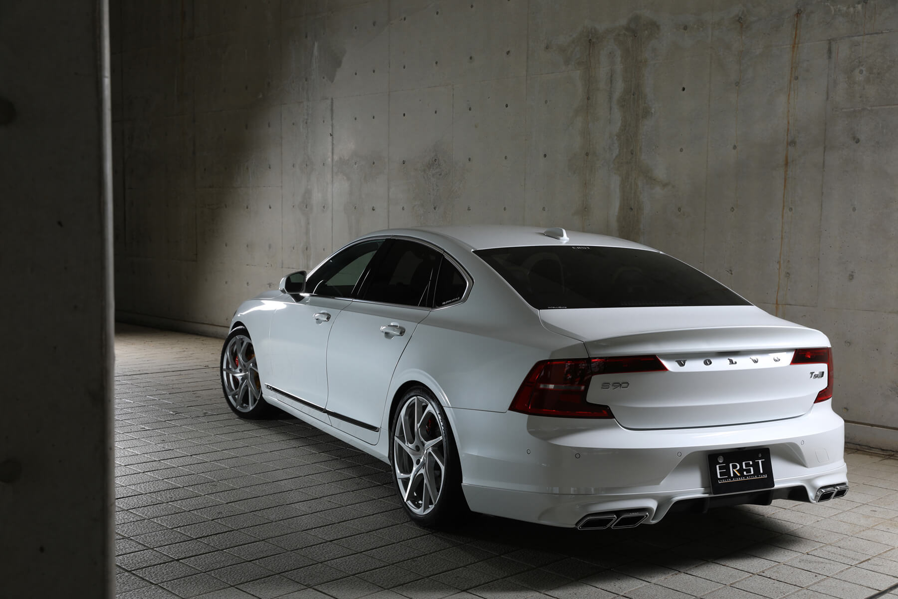 What Is Suspension In Car >> S90 17y - ERST CAR PHOTO - GALLERY | ERST Tuner for the VOLVO