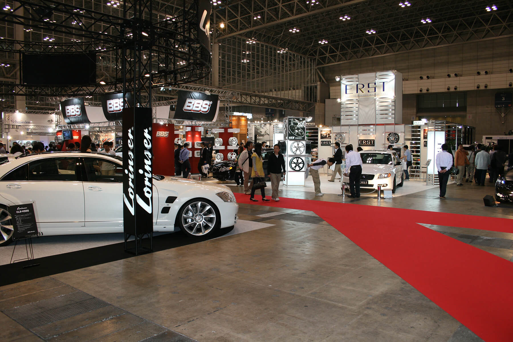TOKYO SPECIAL IMPORT-CAR SHOW 2008