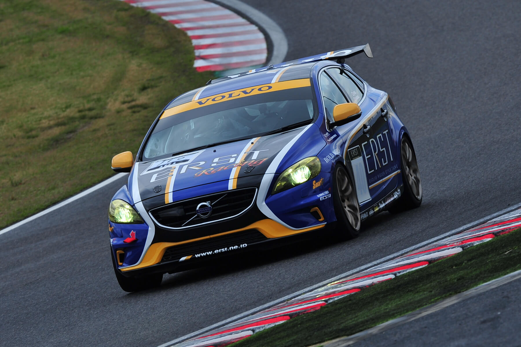 ETCC 2014 - Endurance Vol.4 2014-4 SUZUKA INTERNATIONAL RACING COURSE