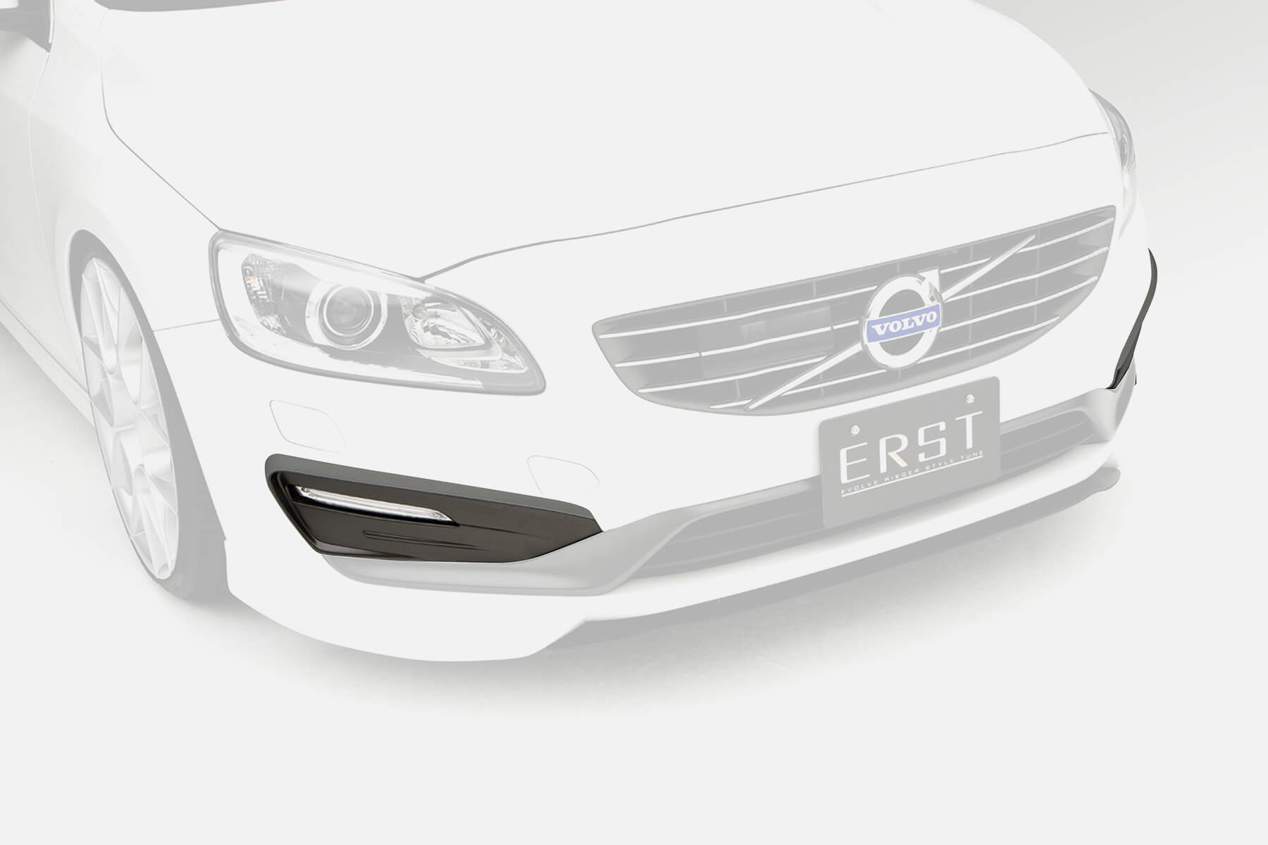 FRONT DRL GRILLE