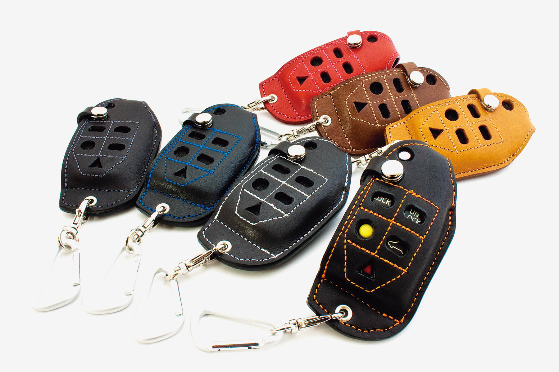 ERST LEATHER KEY COVER