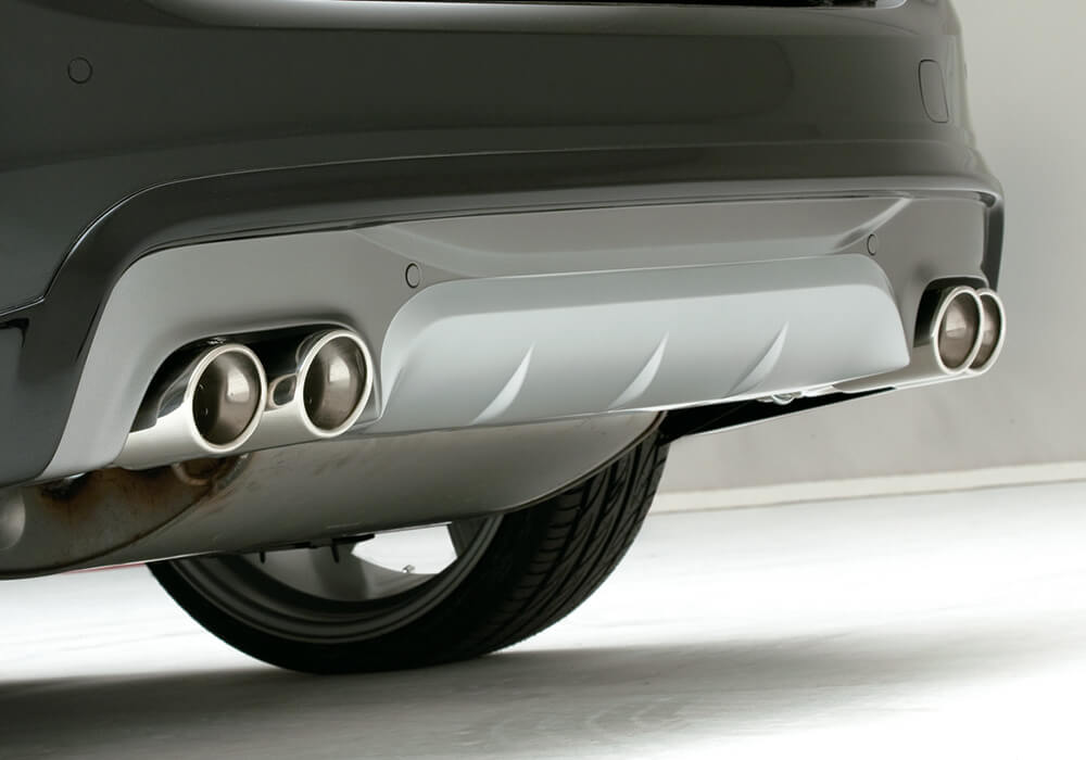 EXHAUST SYSTEM V60/S60 11y- 3.0