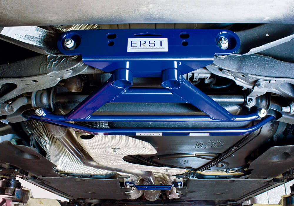 Rear Lower Subframe × Brace SET